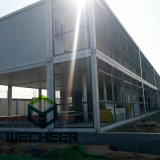 Casa del contenitore con il panino di ENV per l'ufficio del dormitorio della costruzione