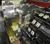 Сторновка ложки PP пластмассы серии Ss автоматическая делая машину