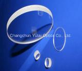 Ventana óptica del cuarzo de la silicona fundida de la alta calidad