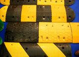 Topetones de velocidad de goma de tráfico de seguridad de la chepa estándar francesa de la velocidad (CC-B68)
