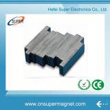 Magnete isotropo sinterizzato del blocchetto del ferrito Y33 da vendere