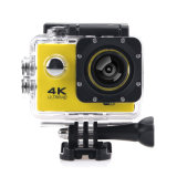 4k 15fpsのヘルメットのカメラのGoproの英雄4様式30mの防水ダイビングのカメラ