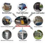 Queimadores industriais profissionais da biomassa