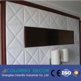 Шум Absorbing Fabric Acoustic Clothing Wall Panel для Interior Decoration
