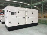 80квт бесшумный дизельный генератор для продажи - на базе Cummins (6BT5.9-G2)