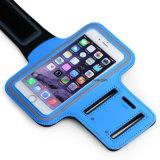 Armband спортов для iPhone, доказательство Sweat воды упорное (голубое)