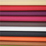 Material de PVC de alta Abrasion-Resistant cuero para automóviles para el asiento del coche, alquiler de interior