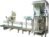 半自動25kg予混合の茶粉のパッキング機械