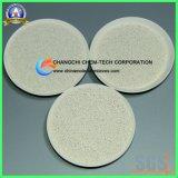 Perlas de alúmina de alimentación utilizado en la industria de fabricación de papel como medios de molienda con baja pérdida de desgaste