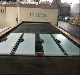 中国は不透明な超明確な浮遊物塗られたカラーSerigraphic強くされたガラスにラッカーを塗った
