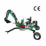 Soem-Fabrik-Zubehör-Cer Appoval ATV Benzin-Löffelbagger
