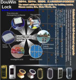 Sauna Lock Code de mot de passe Digital Cabinet Locker Lock
