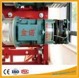 Aufbau-Hebevorrichtung-Bewegungsgebäude-anhebender Hebevorrichtung-Bewegungsgang-Motor