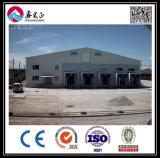 Conservación en cámara frigorífica de acero prefabricada /Warehouse en Rusia