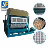 2000-2500PCS per linea di produzione della macchina di fabbricazione di carta della scatola dell'uovo di ora