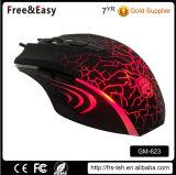 Nouveau design Accessoire informatique Colorful Optical LED Gaming Mouse