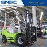 Máquina do tirante de China, preço Diesel do Forklift 1.8ton