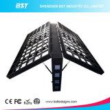 Hot vendre P8 SMD3535/d'accès avant de la publicité de plein air de service avant l'affichage LED