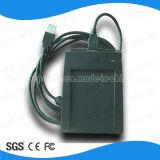 Читатель карточки 125kHz/13.56MHz ABS материальный RFID Dr10e/M