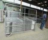 панель скотин поголовья 5FT*10FT сверхмощная гальванизированная/используемая панель Corral