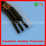 Prodotto chimico e tubo resistente dielettrico dello Shrink di calore di PVDF