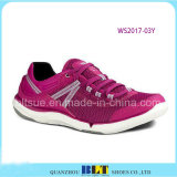 Ineinander greifen-obere befestigte Sport-Schuhe der Blt Frauen