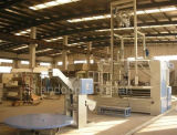 Röhrengewebe-automatische aufschlitzende Maschine für Textilfertigstellung