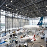 Peso ligero estructural Almacén de acero de calibre Hangar