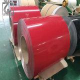20/5um strich PPGI Farbe beschichteten Stahlring an