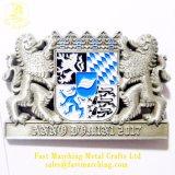 工場Price Custom Die Cast 3D Badge Lion Lapel Pin