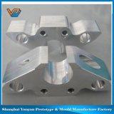 Superfície de lustro para as peças de alumínio fazendo à máquina do CNC