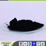 Aplicación de pasta de color negro de carbono