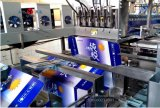 Middle speed Carton packing machine for Beverage Carbonate