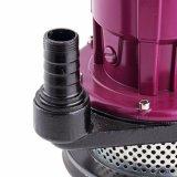 Interruptor de flotador 1.5HP pequeña bomba de agua sumergible