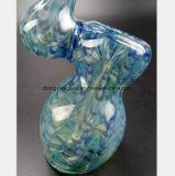 Himmel-Blau-Rohr-Wasser-Rohr-Filter-Öl-Glaswasser-Rohr-Wiederverwertung