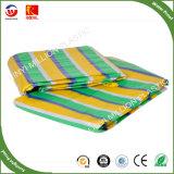 Lona de PE em formato padrão, a China à prova de qualidade de tecidos de malha de PE