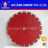 Lâmina de diamante Huazuan para corte de asfalto