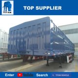 대륙간 탄도탄 차량 - 3 트럭을%s 차축 40FT 측벽 트레일러