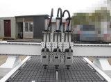 Trocador de ferramentas Auto pneumática Router CNC para mobiliário
