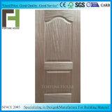 Berufshersteller HDF MDF-der Furnier-Blatt geformten Tür-Haut