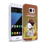 Aduana para la caja móvil del teléfono celular de la cubierta del modelo de Iml del iPhone de Samsung