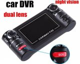 HD 1080P Dash Cam Dual Cameras Car DVR