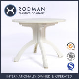 Rodman Raisonnable Bon Price PP Material Outdoor Garden Beach Plastic Round Table