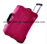 Qualität fahrbarer Laufkatze-grosser Kapazitäts-Spielraum-Freizeit-Gepäck-Beutel (CY3550)