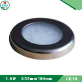 LED luz del gabinete (2.4W, DC12)