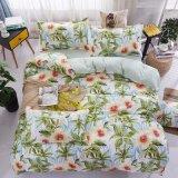 中国製OEMの製造の寝具の羽毛布団カバー