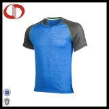Sport 100% der Polyester-Breathable Männer, der Hemden laufen lässt