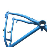 프레임 파란 가스 탱크 자동화된 자전거를 가진 자전거 프레임