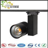 Haute qualité AC100-265V Haut de la vente LED Spots de piste 25w 2700K-6500K