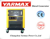 Prix d'usine 11kVA Groupe électrogène Diesel silencieux refroidi par eau